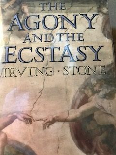 The Agony and the Ecstasy di Irving Stone