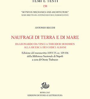 Naufragi di terra e di mare pubblicato da Edizioni di Storia e Letteratura