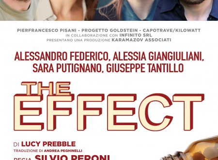 """The Effect"" di Lucy Prebble in scena a Roma"