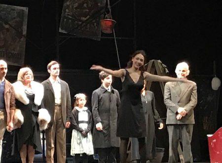 Sei Personaggi in cerca d'autore di Luigi Pirandello con Michele Placido al teatro Quirino in Roma