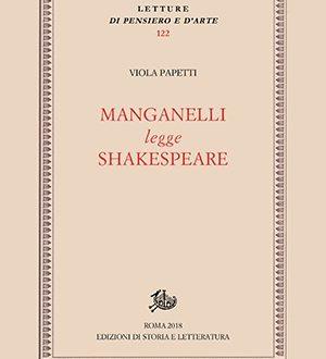 Appunti critici di Giorgio Manganelli