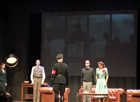 La Cena delle belve di Vahé Katcha al Teatro Quirino in Roma