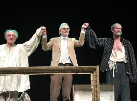 SHAKESPEA RE DI NAPOLI al Piccolo Eliseo in Roma