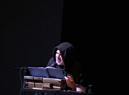 Al Teatro Brancaccino in Roma ELIO DE CAPITANI narra Frankenstein