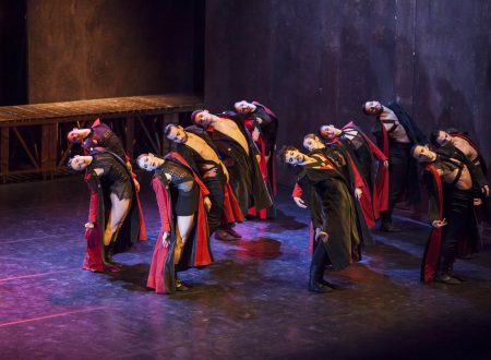 Al Teatro Quirino il BALLETTO DI ROMA va in scena con Otello di William Shakespeare