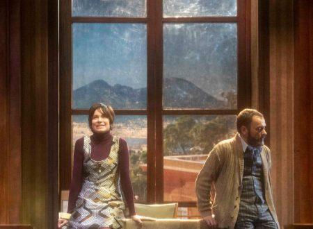 IL SILENZIO GRANDE di Maurizio De Giovanni al Teatro Quirino