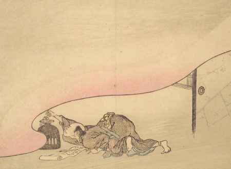 """La Parata Notturna dei cento Demoni"" di Kawanabe Kyōsai"